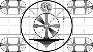 HD RCA Indian Head Test Pattern Please Stand By