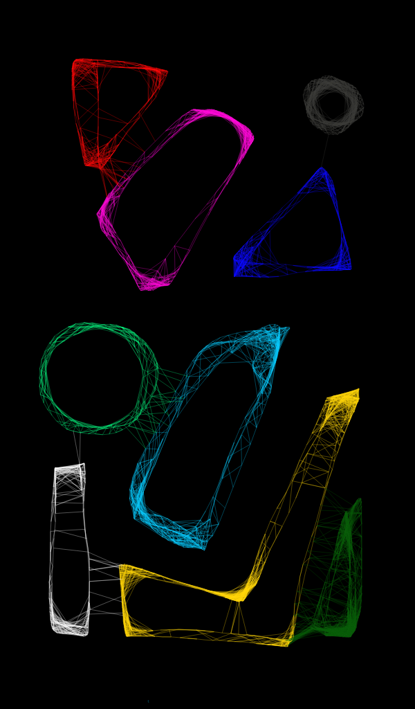 Sketcher abstract stuff by qubodup