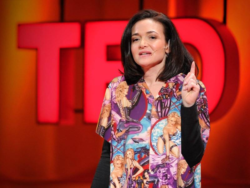 Sheryl Sandberg Rosetta Scientist Sexist Shirt by qubodup