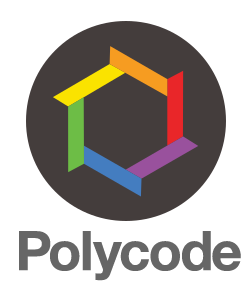 Polycode Logo by qubodup
