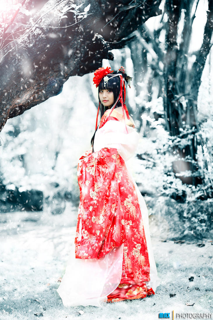 Cosplay : Soah - Bride of The Water God by MaxLy on DeviantArt