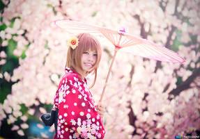Cosplay : Sakura Blossoms
