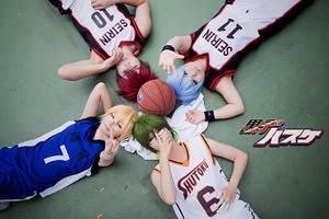 Cosplay : Kuroko no Basket