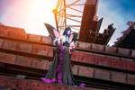 Cosplay : Kuroyuki-hime - Accel World by MaxLy