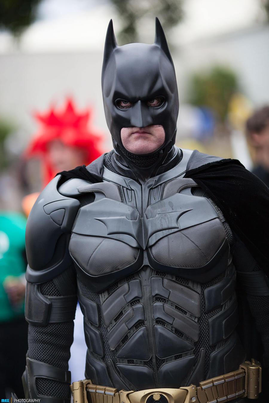 Cosplay Batman Supanova Melbourne 2013 By Maxly On