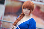 Cosplay : Kasumi - Dead or Alive by MaxLy