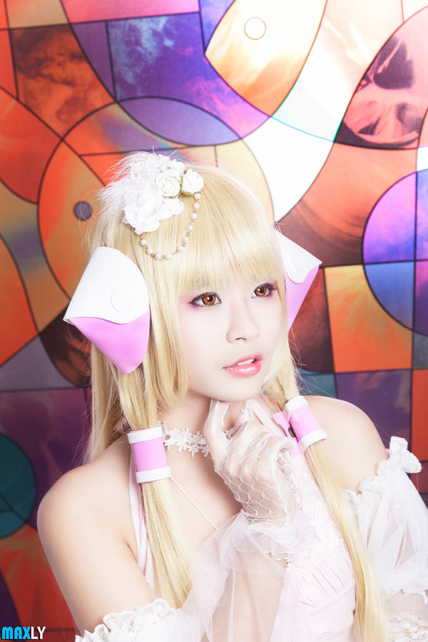 Cosplay : Chii - Chobits by MaxLy
