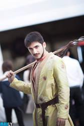 Prince Oberyn - Oz Comicon Melbourne 2014