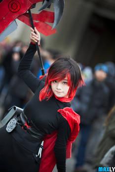 Ruby ( Red ) - RWBY