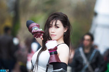 Tifa Lockhart - Final Fantasy VII by MaxLy