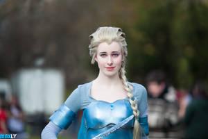 Elsa - Frozen - Oz Commicon Melbourne 2014