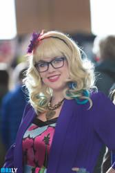 Cosplay : Penelope Garcia - Criminal Minds