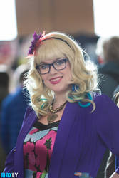 Cosplay : Penelope Garcia - Criminal Minds by MaxLy
