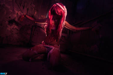 Lucy - Elfen Lied by MaxLy