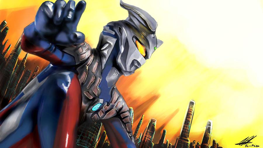 Ultraman zero new form