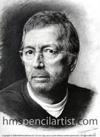 Eric Clapton by Hongmin