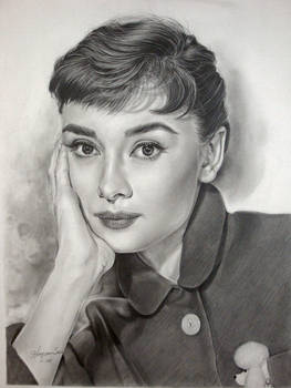Audrey Hepburn - series 7th