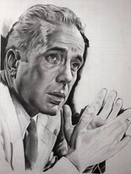 Humphrey Bogart- WIP2