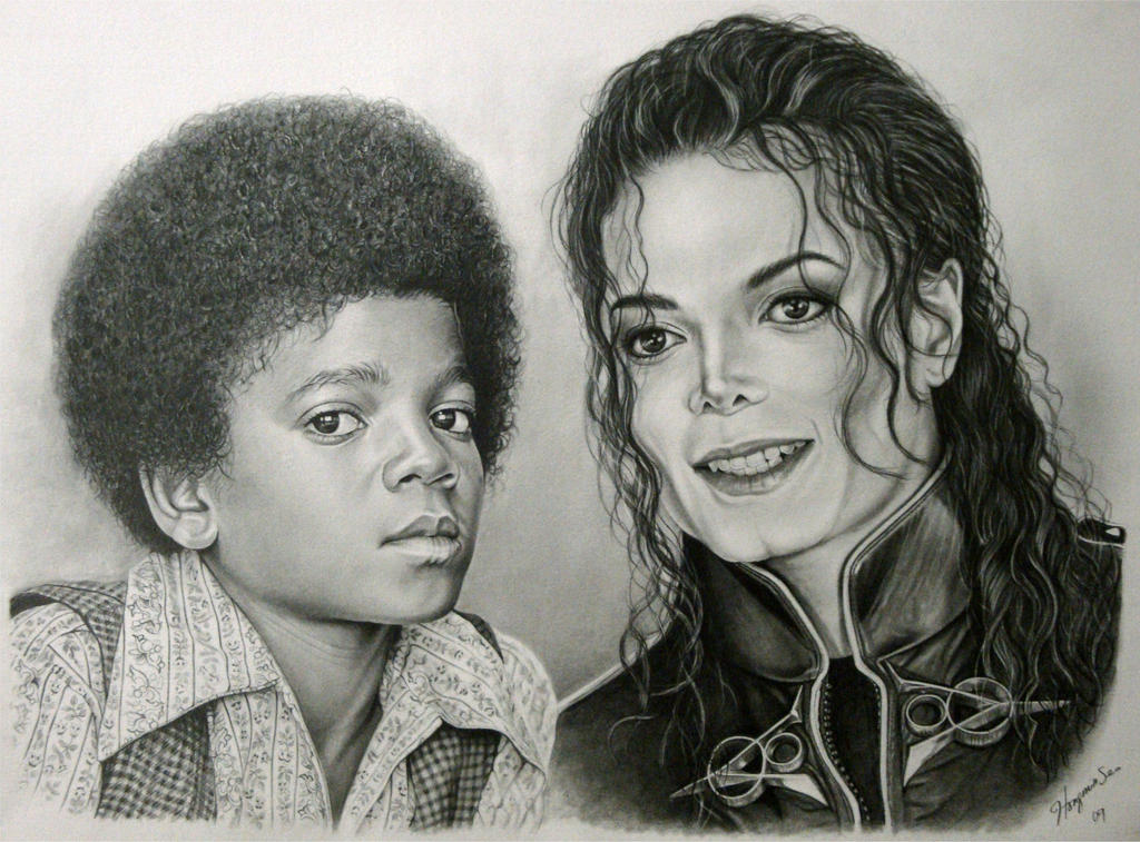Michael Jackson by Hongmin