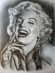 Marilyn Monroe, the third