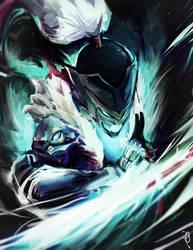 BAIHU Genji by asevc