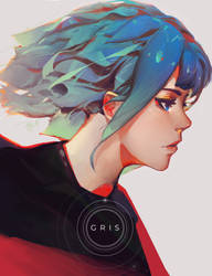 Gris by asevc