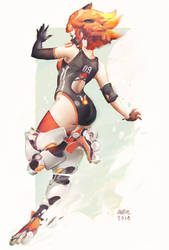 Rollerblades by asevc