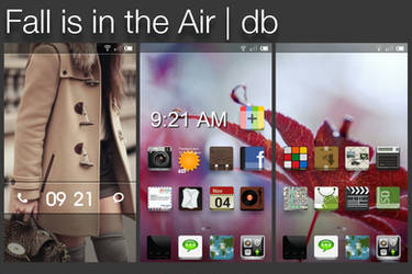 Screenshot: Fall is in the Air