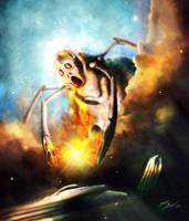 Deus Est Machina by Calyfern