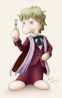 Doctor 'Lem' - The Third by Calyfern