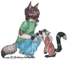 Noblewolf and Spicylemur