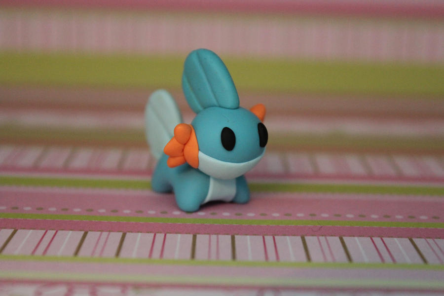 pocket mudkip by KiwiPheonix
