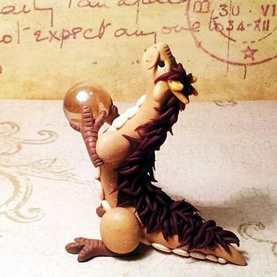 Baby Oriental Dragon by KiwiPheonix