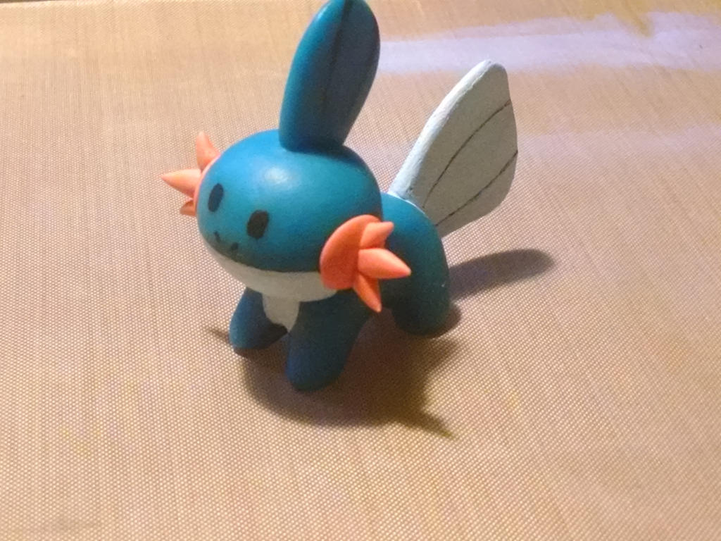 Little Mudkip by KiwiPheonix