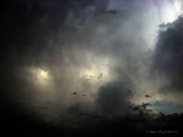 Brewing Sky By Viktor Cylo by ViktorCylo