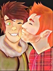 Gay sons by FrozenStudios