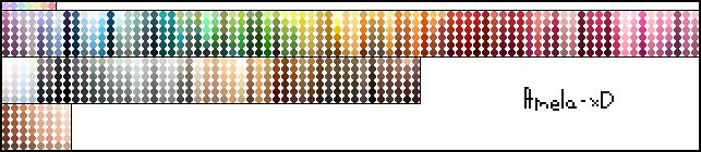 Plastic Palettes by Amela-xD