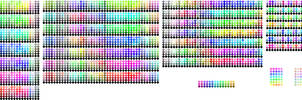 Custom Ame's Color Palettes