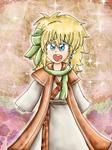Cheerful Dragon Warrior (Yona of the Dawn) by Eilige