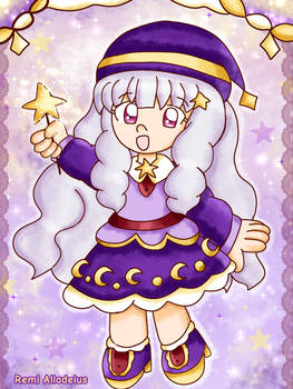 Takane the Magical Witch