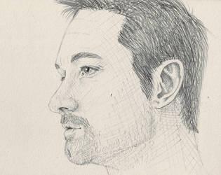 sketch no5 by Kriegerin