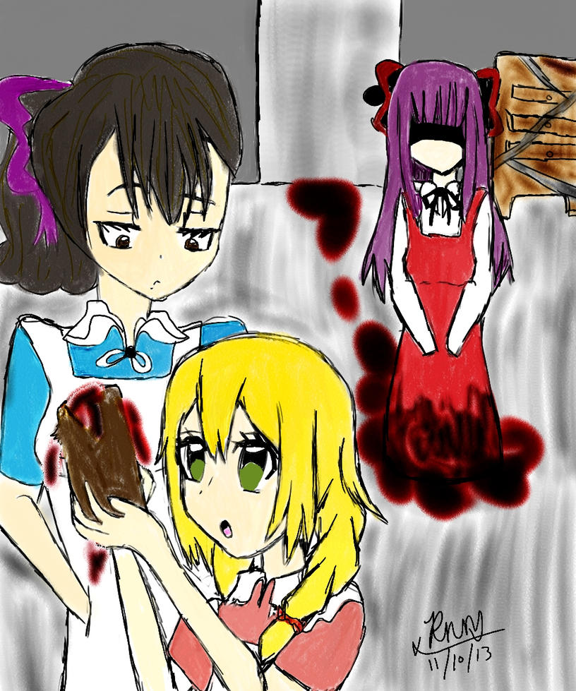 My Adventures In The Witch S House 1 By Skipperfan5431 On
