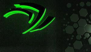 Nvidia Wallpaper by Clonkflo