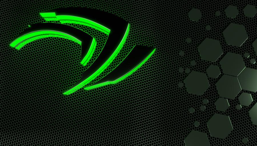 Nvidia Wallpaper by Clonkflo on DeviantArt
