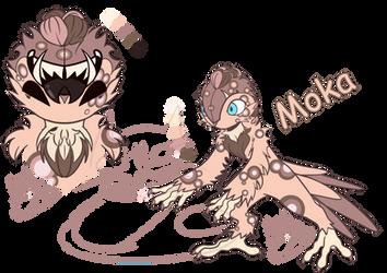Moka~Owgel MYO [approved and registered] by chloecats7