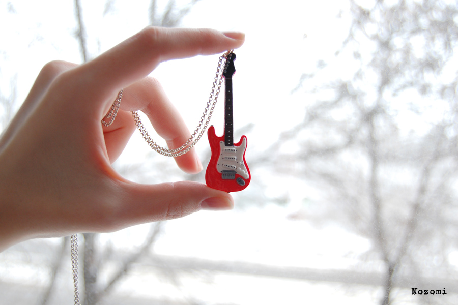 guitar by Nozomi21