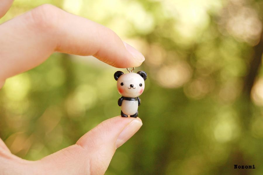 kawaii panda by Nozomi21