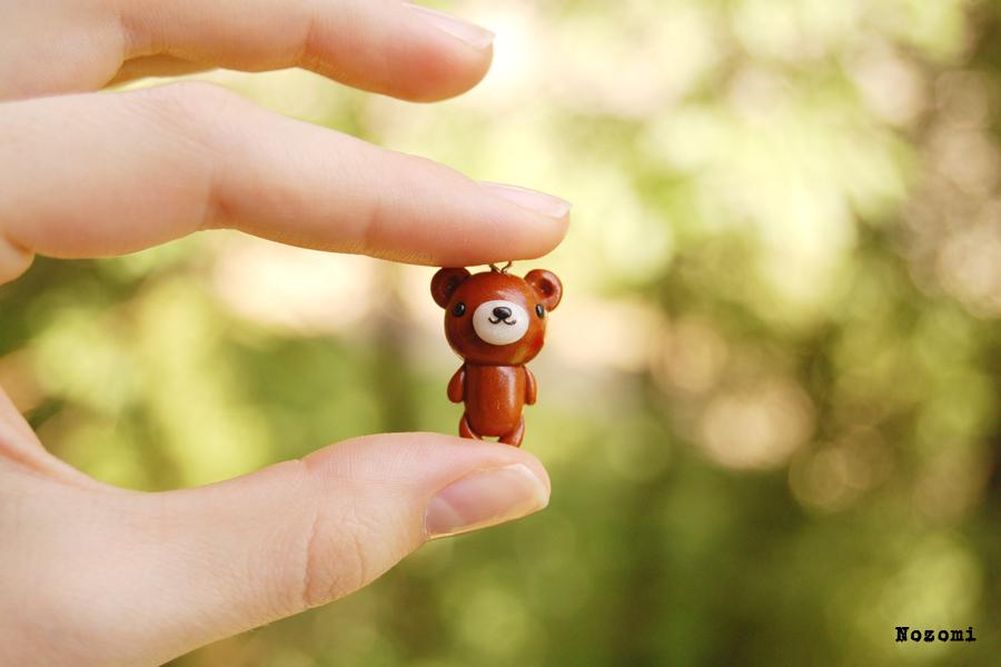kawaii teddy by Nozomi21