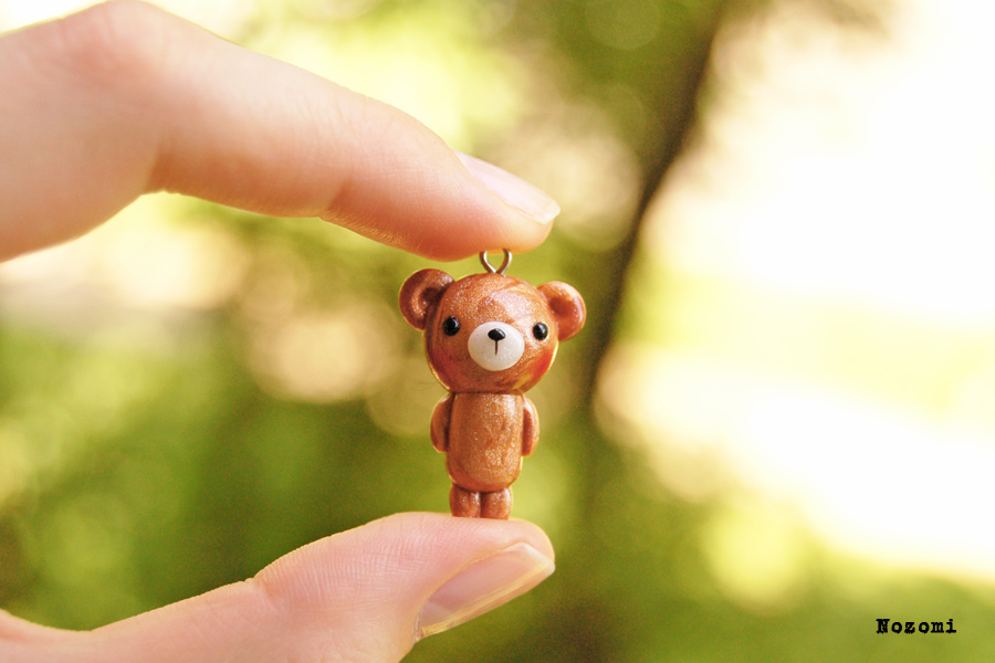 kawaii teddy 2 by Nozomi21