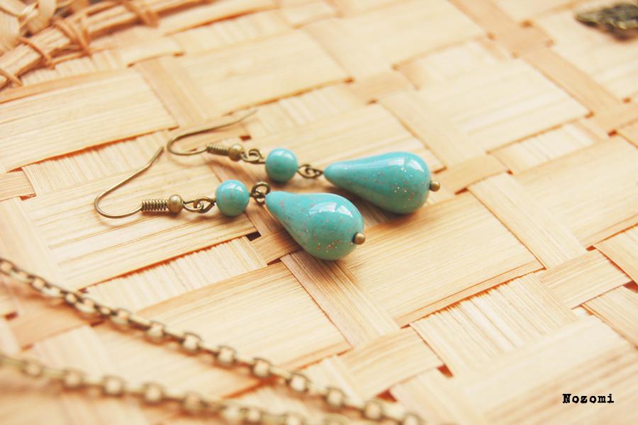 Earrings by Nozomi21